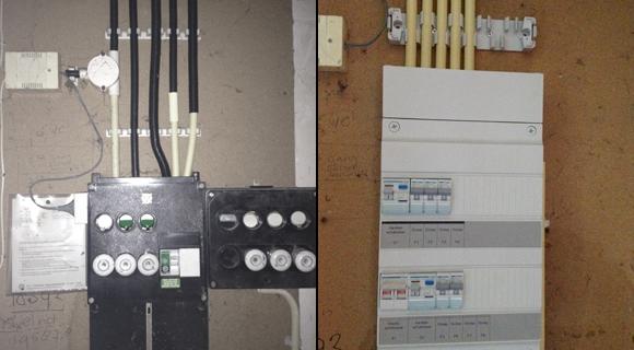 Brandgevaar in meterkast   Projecten   Kulk Elektrotechniek
